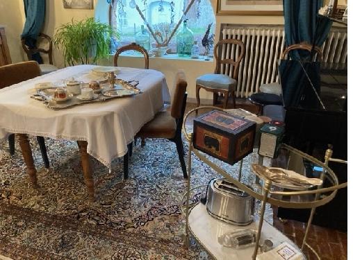 Chambre d'hote Jura - Le Relais de la Perle, Chambres d`hôte - salle à manger