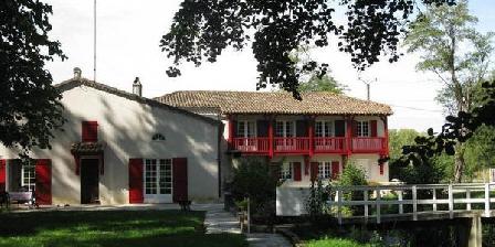 Moulin de Tarres de Bas Moulin de Tarres de Bas, Chambres d`Hôtes Sainte Marthes (47)
