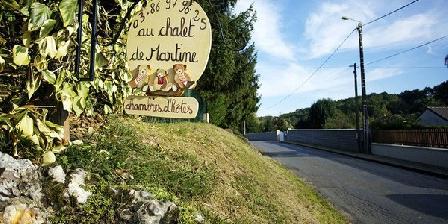 Au Chalet de Martine Au Chalet de Martine, Chambres d`Hôtes Veron (89)