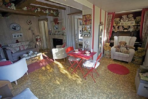 Au chalet de martine une chambre d 39 hotes dans l 39 yonne en bourgogne description - Chambre d hote dans l yonne ...