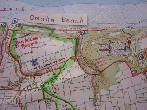 Chambres B&B Panorama Rooms Omaha Beach, Chambres d`Hôtes Saint Laurent Sur Mer (14)