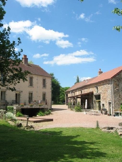 Chambre d'hote Nièvre - Hotel Camping Sur Yonne, Chambres d`Hôtes Epiry (58)