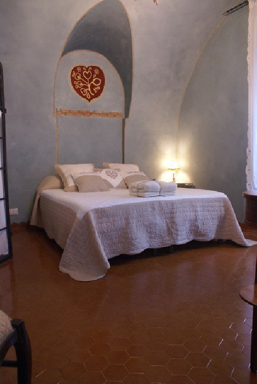 Chambre d'hote Cher - La Casa Rosa, Chambres d`Hôtes Pigna (imperia) (18)