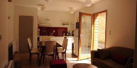 Le Gîte des Remparts Le Gite des Remparts maison centre historique avec terrasse à partir de 2 nuits, Gîtes Beaune (21)