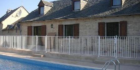Le Vialaret Le Vialaret, Chambres d`Hôtes Campagnac (12)