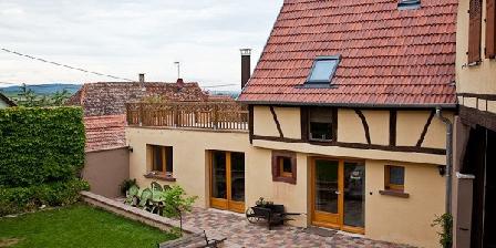 Gite La Maison de Pamela > La Maison de Pamela, Gîtes Dangolsheim (67)