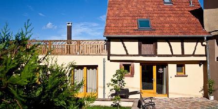 La Maison de Pamela La Maison de Pamela, Gîtes Dangolsheim (67)
