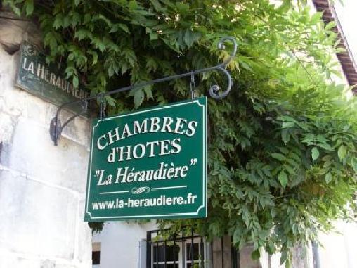La Heraudiere, Chambres d`Hôtes Tours (37)