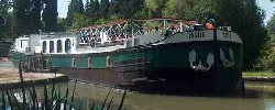 Bed and breakfast Péniche Isatis