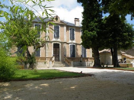 Manoir de La Bastide, Gîtes Septfonds (82)