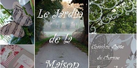 Le Jardin de La Maison Le Jardin de La Maison, Chambres d`Hôtes Lizio (56)