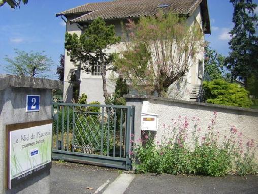 Le Nid de L'Ecureuil, Chambres d`Hôtes Gaillac (81)
