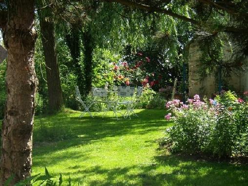 Chambre d'hote Indre-et-Loire - La Grange Bleue, Chambres d`Hôtes Cheillé (37)