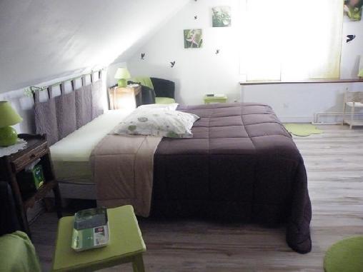 Chambre d'hote Loiret - Le Coq en Pate, Chambres d`Hôtes MESSAS (45)