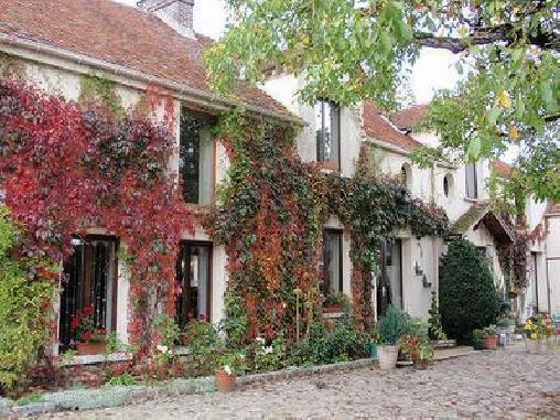L' Ananda, Chambres d`Hôtes La Houssaye En Brie (77)