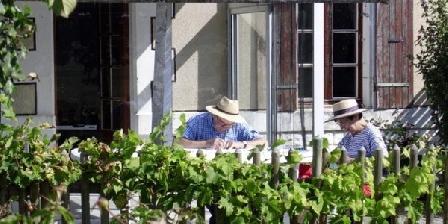Côté Vignes Côté Vignes, Chambres d`Hôtes Germignac (17)