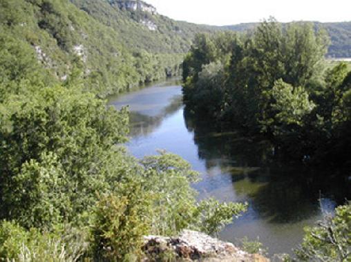 Le Heron, Gîtes Salvagnac Cajarc (12)