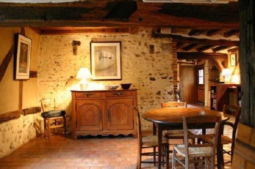 Chambre d'hote Cher - La Licorderie Stuart Lodge, Chambres d`Hôtes Oizon (18)