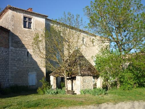 Chateau de Noailles, Chambres d`Hôtes Noailles (81)