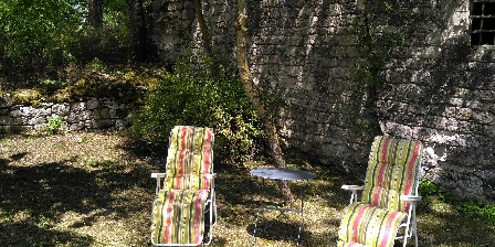 Chambre d'hôtes au Château de Noailles Le coin relax