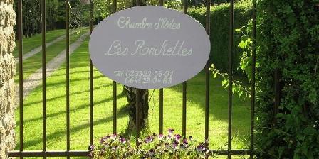 Les Ronchettes Les Ronchettes, Chambres d`Hôtes Reigneville-Bocage (50)