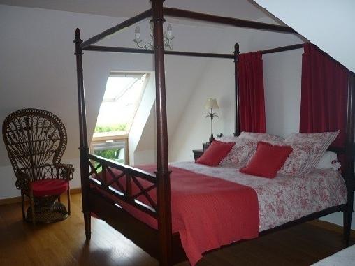 : Une chambre du0026#39;hotes dans le Calvados en Basse Normandie - Plan d ...