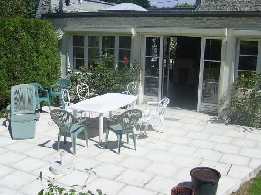Chambre d'hote Calvados - La Gran'caye CHAMBRES ET TABLE D'HÔTES, Chambres d`Hôtes Rosel (14)