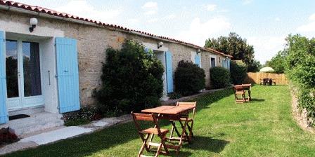 L'Enclos Bleu L'Enclos Bleu, Chambres d`Hôtes Chaillé Les Marais (85)