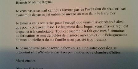 Gite Champoiseau Gite Champoiseau, Chambres d`Hôtes Tours (37)