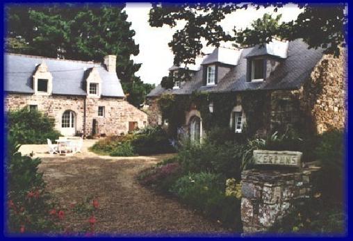 Chambre d'hote Côtes-d'Armor - Chambres D'Hotes de Kerpuns, Chambres d`Hôtes Pleumeur Gautier (22)