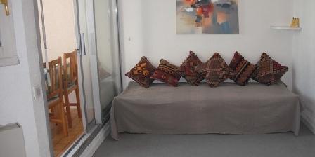 Gîte Leclercq Appartement Studio Sète Situation Privilégiée, Gîtes Sète (34)