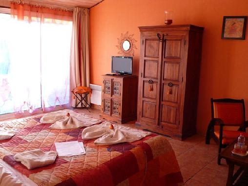 Le Clos des Palmiers, Chambres d`Hôtes Saint Ouen D'Aunis (17)