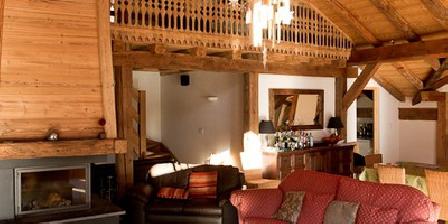 La Ferme du Chateau La Ferme du Chateau, Chambres d`Hôtes La Chapelle D'Abondance (74)