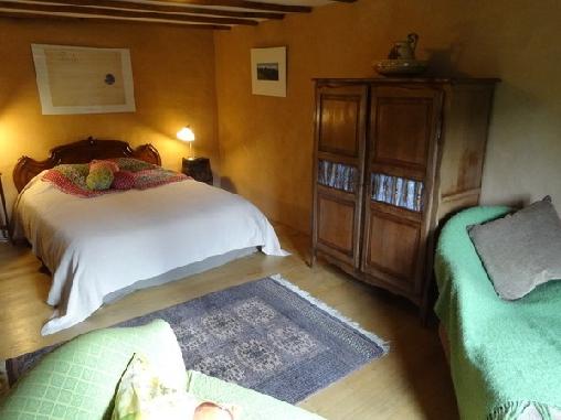 Chambre d'hote Ariège - L'Ancienne Bergerie, Chambres d`Hôtes Galey (09)