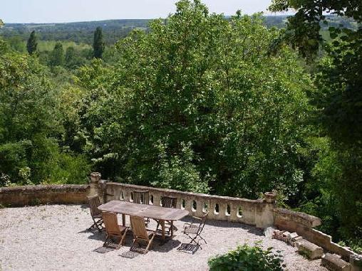 Chateau des Tourelles, Chambres d`Hôtes Montrichard (41)