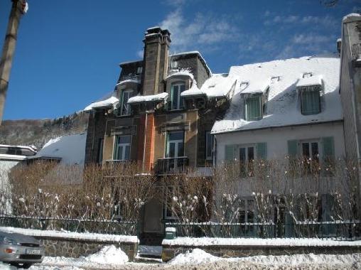Les Garconnieres du Sancy, Chambres d`Hôtes Le Mont-Dore (63)