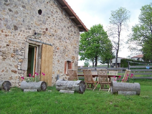 Gite Chez Polythe, Gîtes Riotord (43)