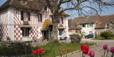 Le Pressoir du Lieu Pieugé Le Pressoir du Lieu Pieugé, Chambres d`Hôtes Blonville Sur Mer (14)