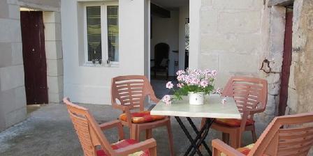Logis de La Porte Saint Jean Logis de La Porte Saint Jean, Chambres d`Hôtes Montreuil Bellay (49)