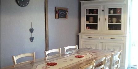 La Chemillardière Chambres D'Hôtes de La Chemillardière, Chambres d`Hôtes Saint Mesmin (85)