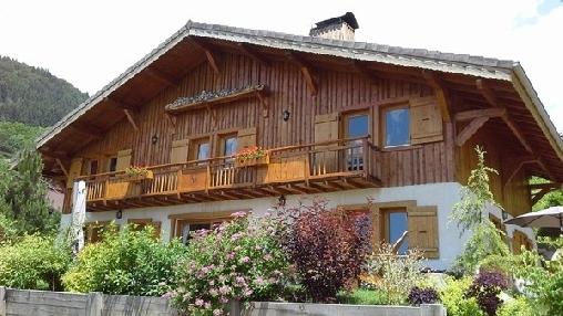 Au Balcon de Verchaix, Chambres d`Hôtes Verchaix (74)