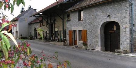 La Maison D'Agathe La Maison D'Agathe, Chambres d`Hôtes Uxelles (39)