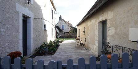 Les Chambres de l'Aigronne Au Fil de L'Aigronne, Chambres d`Hôtes Le Petit Pressigny (37)