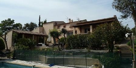 Villa Le Mazet Villa Le Mazet, Chambres d`Hôtes Fréjus (83)