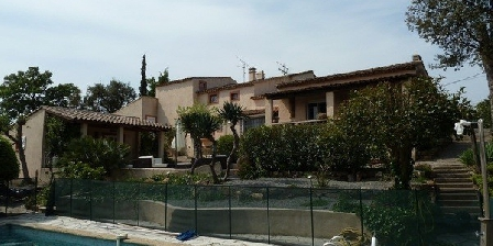 Chambre d'hotes Villa Le Mazet > Villa Le Mazet, Chambres d`Hôtes Fréjus (83)