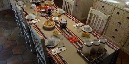 Le Domaine de Labelo Le Domaine de Labelo - Petit-déjeuner