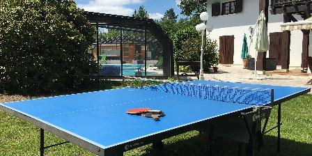 Le Domaine de Labelo Domaine de Labelo - Tennis de table