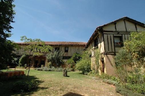 Jouandassou, Chambres d`Hôtes Fontrailles (65)