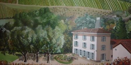 Le Castel des Tilleuls Le Castel des Tilleuls, Chambres d`Hôtes Brignais (69)