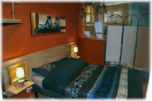 Chambre d'hote Isère - Le Cypres Bleu, Chambres d`Hôtes Roussillon (38)